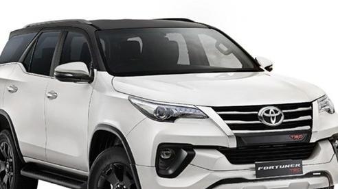 Toyota ra mắt Fortuner TRD Limited Edition tại Ấn Độ