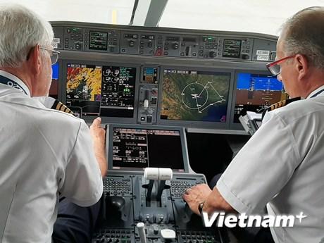 Phi công Pakistan làm việc tại Việt Nam đều có bằng lái hợp pháp