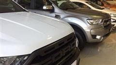 Xe bán tải không còn là 'xe con', tiêu thụ lao dốc