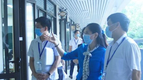Tăng cường công tác giám sát để kỳ thi diễn ra an toàn, đúng quy chế
