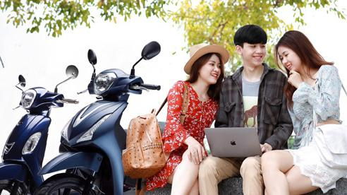 Kymco Việt Nam ra mắt 2 'tân binh' phân khúc xe máy 50cc