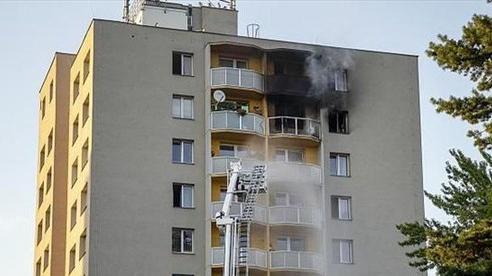 Hỏa hoạn nghiêm trọng tại Cộng hòa Czech