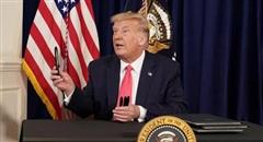 Trump ký sắc lệnh tạm miễn thuế cho người dân