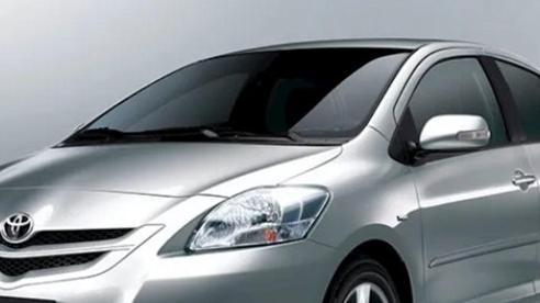 Toyota Việt Nam triệu hồi xe Vios và Corolla vì lỗi túi khí