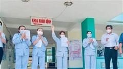 4 bệnh nhân mắc Covid-19 đầu tiên liên quan đến Đà Nẵng được công bố khỏi bệnh