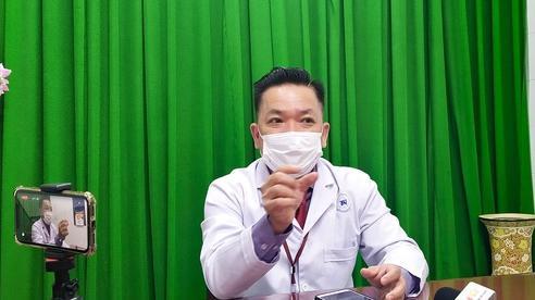 Đau bụng cả tuần không hết, vào viện phát hiện căn bệnh đe dọa tính mạng