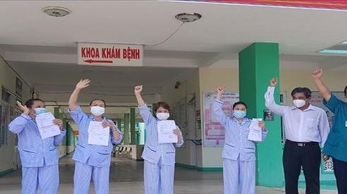 4 bệnh nhân mắc Covid-19 ở Đà Nẵng được công bố khỏi bệnh