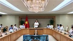 Ngày 14-8, sẽ ra mắt Trung tâm Thông tin, chỉ đạo, điều hành của Chính phủ, Thủ tướng Chính phủ