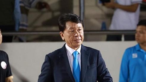 Ông Chung Hae Soung được đề nghị tiếp tục làm HLV CLB TP HCM