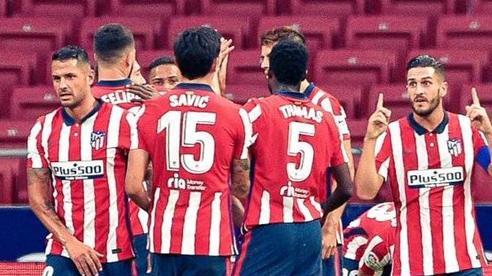 Hai thành viên Atletico Madrid nhiễm Covid-19 trước trận tứ kết Champions League
