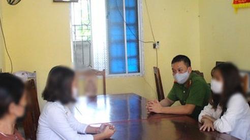 Hai thiếu nữ Nghệ An bị giam giữ tại quán karaoke ở Bắc Giang do không chịu làm tiếp viên