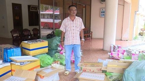 Thu giữ 5.000 bao thuốc lá ngoại nhập lậu