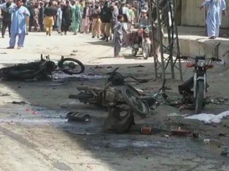 Đánh bom tại Pakistan: Ít nhất 6 người thiệt mạng, 15 người bị thương