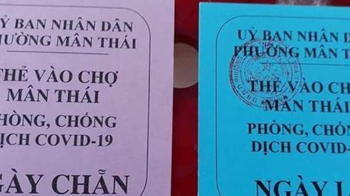 Đà Nẵng: Hạn chế đi chợ là cần thiết để chống dịch Covid-19