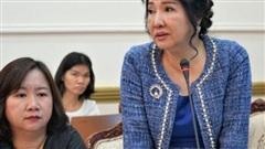 Bà Như Loan rời khỏi ghế Chủ tịch của Quốc Cường Gia Lai