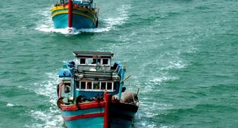 Indonesia bắt giữ 3 tàu cá Khánh Hòa đang hành nghề trên vùng biển Việt Nam
