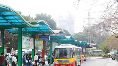 Hà Nội làm hơn 300nhà chờ xe buýt có hệ thống điện năng lượng mặt trời