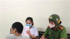 Công an Hà Nội xử phạt gần 30 trường không đeo khẩu trang phòng dịch COVID-19