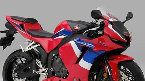 Honda CBR600RR 2021 sẽ ra mắt thị trường vào tháng 8