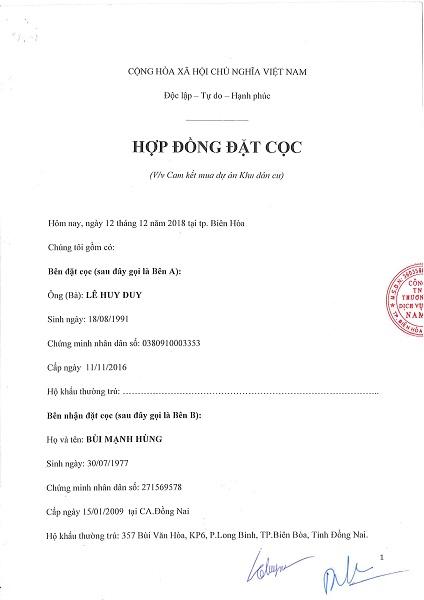 Một cán bộ tỉnh Đồng Nai bị tố lừa đảo chiếm đoạt hàng tỉ đồng