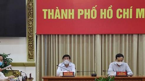 TP.HCM xử phạt 841 người không đeo khẩu trang