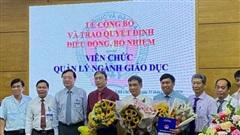 Không nhận người...đang bị kỷ luật làm Hiệu trưởng Trường THPT Nguyễn Hữu Thọ