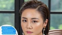 Văn Mai Hương chat với bạn trai khiến dân tình 'kinh hãi tột độ'