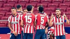 Tứ kết Cúp C1: Atletico có 2 cầu thủ nhiễm Covid-19