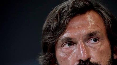 Pirlo nói gì sau khi được bổ nhiệm dẫn dắt Juventus?