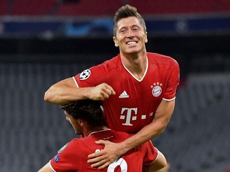 Bayern Munich tuyên chiến Barcelona trước trận 'chung kết sớm'