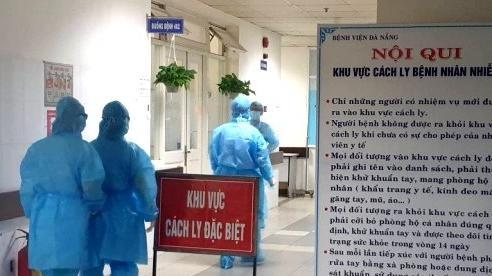 Bệnh viện Đà Nẵng tiếp tục bị cách ly không xác định thời hạn từ 0h00 ngày 11/8/2020