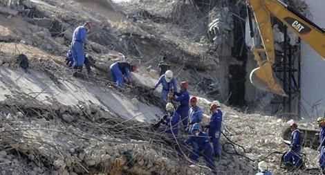 Hi vọng sống của hàng chục người mất tích sau thảm kịch Beirut lịm dần