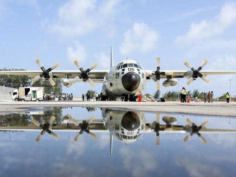 Thái Lan nâng cấp phi đội máy bay vận tải C-130 trị giá 30 triệu USD
