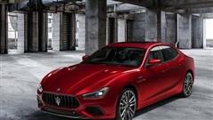 Maserati bổ sung đội hình Trofeo mạnh mẽ nhất bằng Ghibli, Quattroporte mới