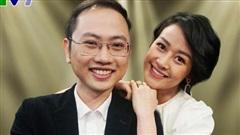 MC Phí Linh lần đầu tiên công khai chồng trên sóng truyền hình