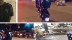 Khoe clip bốc đầu xe máy trên Tiktok, nam thanh niên 9X bị phạt 8,4 triệu đồng