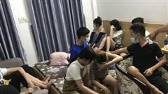 Đà Nẵng: Liên tiếp phát hiện thanh niên tụ tập dùng ma túy trong mùa dịch