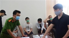 Bắt bảy người Trung Quốc đánh bạc hàng chục tỷ đồng tại Huế