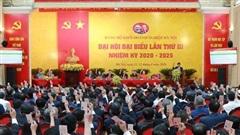 Đại hội đại biểu Đảng bộ Khối Doanh nghiệp Hà Nộitiến hành phiên trù bị