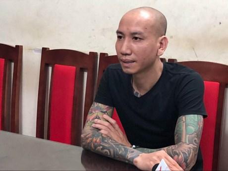 Khởi tố 'giang hồ mạng' Phú Lê về tội cố ý gây thương tích