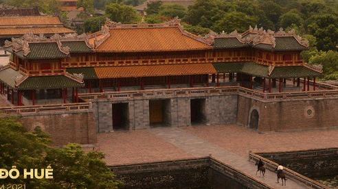 'Gái già lắm chiêu V' tung clip tuyệt đẹp về kinh đô Huế