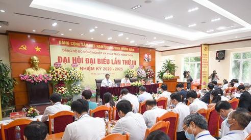Đồng chí Nguyễn Hoàng Hiệp giữ chức Bí thư Đảng ủy Bộ NN&PTNT
