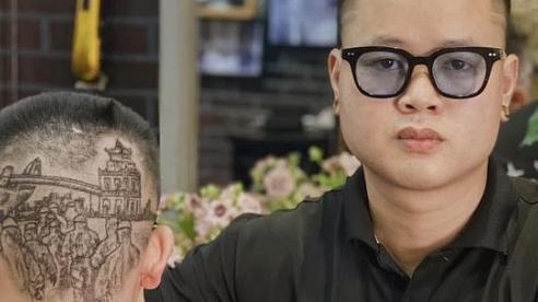 Chàng trai quê Nghệ An lên báo nước ngoài nhờ khả năng 'điêu khắc trên tóc siêu ảo diệu'
