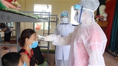 Thái Bình: Mở rộng xét nghiệm cho hơn 2.000 người từ vùng dịch trở về