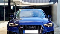 Độ kiểu RS4 cực bắt mắt, Audi A4 có giá bán lại chỉ rẻ ngang Toyota Camry 2020