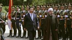 Iran chấp nhận 'bắt tay' Trung Quốc để đối đầu với Mỹ?