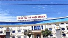Quảng Ngãi: Chính thức đưa bệnh viện dã chiến quy mô 100 gường vào hoạt động