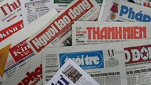 Thời hạn sắp xếp các cơ quan báo chí trực thuộc Thành ủy, UBND TP HCM