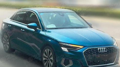 Lần đầu lộ diện Audi A3L - Đối thủ BMW 1-Series được kéo dài để phục vụ đại gia thích ngồi sau