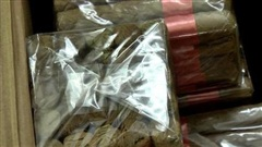 Bắt quả tang 9X nhập lậu 55.000 gói thuốc lá ngoại trị giá hàng chục tỷ đồng